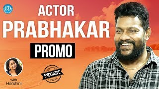 Jai Simha Actor Prabhakar Exclusive Interview - Promo || Talking Movies With iDream