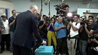 В Израиле начались выборы в парламент страны.