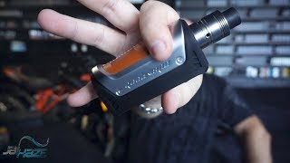 Geekvape Aegis 100W Indestructible Review and Rundown | Throws, Toilets and Hammer Tests