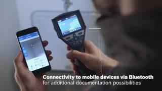 GIS 1000 C 熱偵測器 牆體探測儀 數位式測量工具  博世 thumbnail