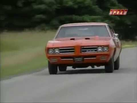 Muscle Car Shootout - Boss 429,GTO Judge,Challenger HEMI,GS455,Chevelle LS6 & HURST OLDS