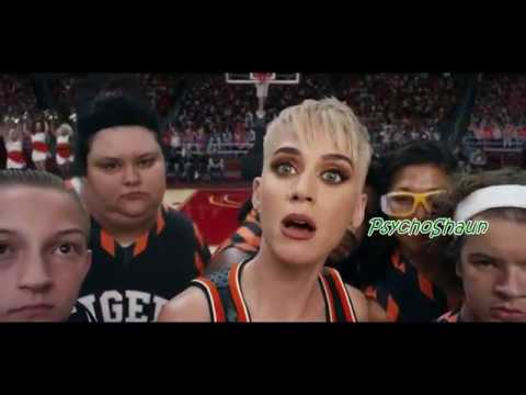 Katy Perry's Swish Swish music video but it's only Christine Sydelko