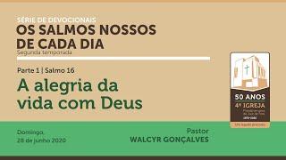 OS SALMOS NOSSOS DE CADA DIA | 2ª temporada - Parte 1