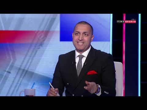 Super time-  إيهاب الخطيب : صالح جمعة عقليته مش لاعب محترف