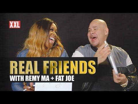 Fat Joe & Remy Ma Test Their Friendship - Real Friends