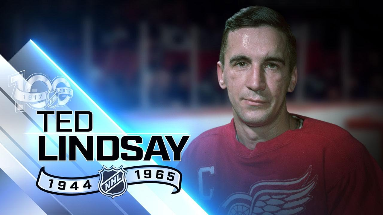 Terrible Ted Lindsay Took On All Comers For Detroit YouTube