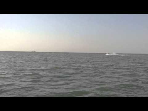 Jet skiing in Kuwait 2