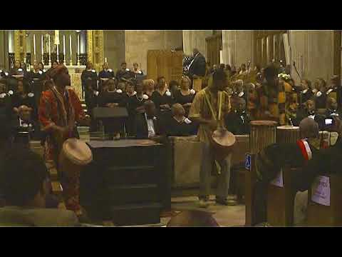 """""""Africa is Calling Thee""""~ Community Concert Choir of Baltimore"""