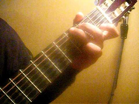 guitare teny mamy