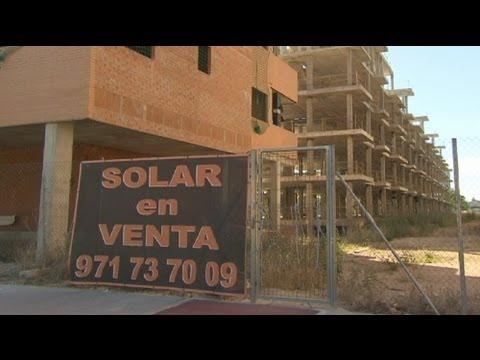 Euronews reporter spagna gli effetti della bolla - Immobiliare spagna ...