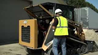 Rubber Track Loaders