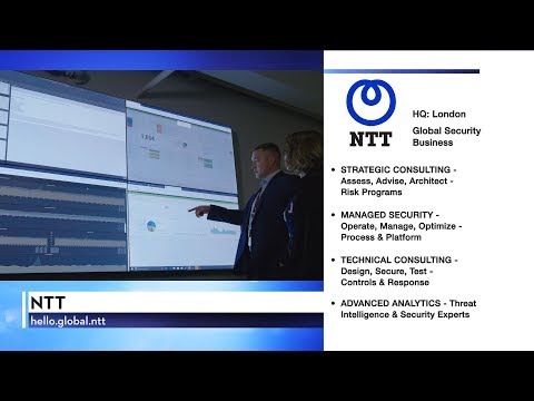 NTT featured on Worldwide Business with kathy ireland®