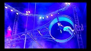 Московское Цирковое шоу  за границей  Пони, Мотоциклы, Акробаты HD