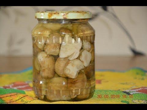 Отличный и проверенный рецепт маринования грибов. Испытан многолетним опытом.