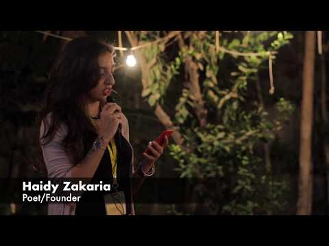 Haidy Zakaria- On Parks and Love