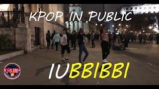 [KPOP IN PUBLIC CHALLENGE UK] IU(아이유) _ BBIBBI(삐삐) DANCE COVER BY [KRUSH LDN]