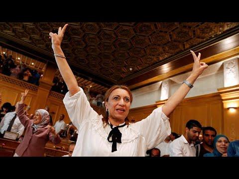 سعاد عبد الرحيم.. أول امرأة تفوز برئاسة بلدية تونس
