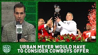 Urban Meyer would do tremendous job as Cowboys head coach I Pick Six Podcast