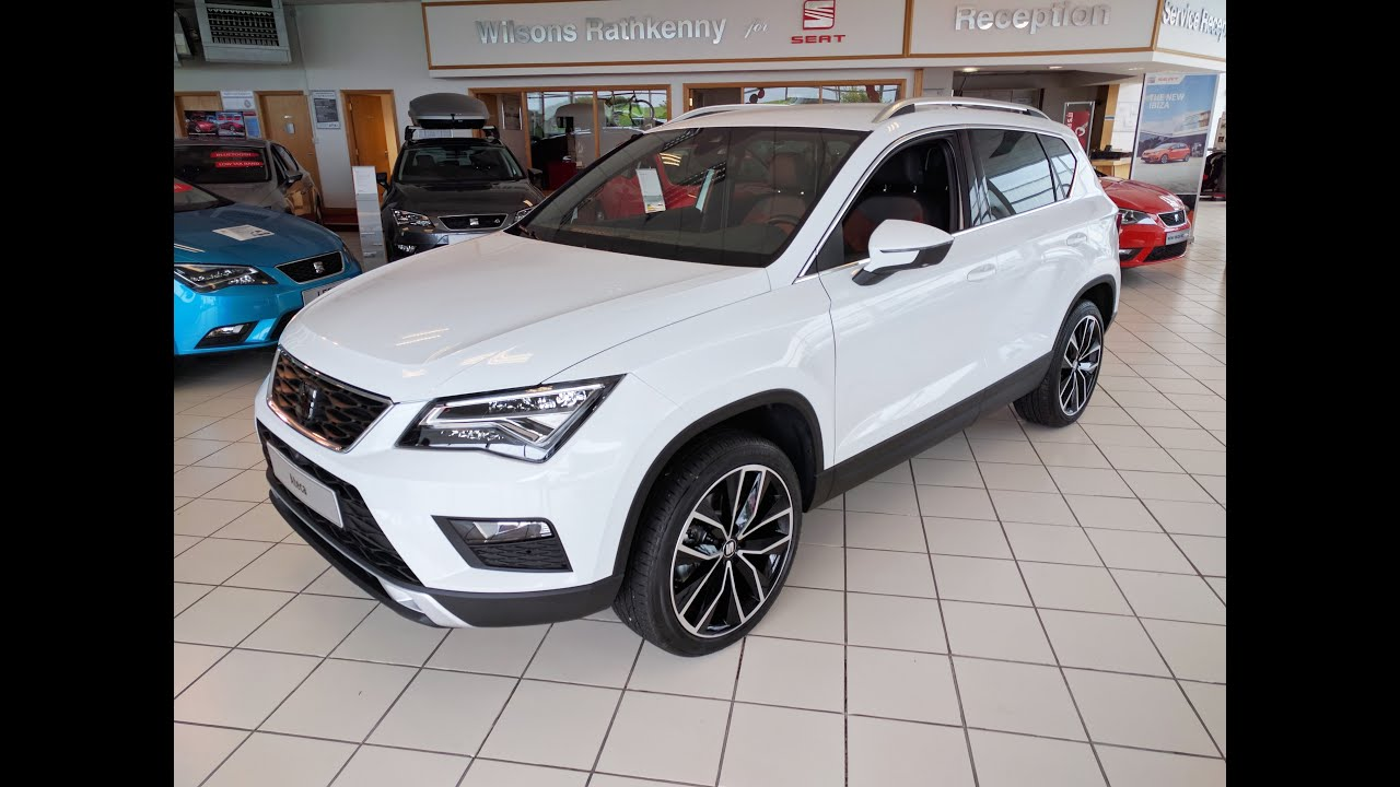 seat ateca xcellence customer preview youtube