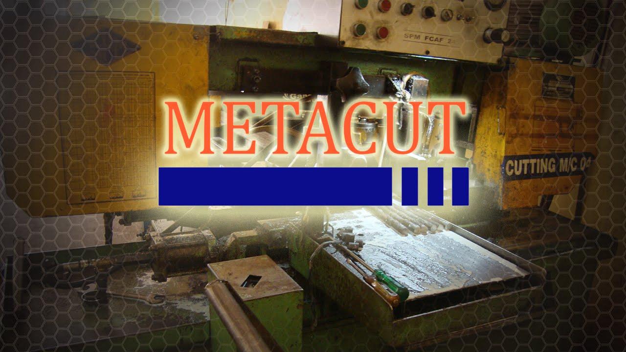 Metacut Industriesa SPM Bandsaw Metal Cutting Process Job Work at Bommasandra in Bengaluru