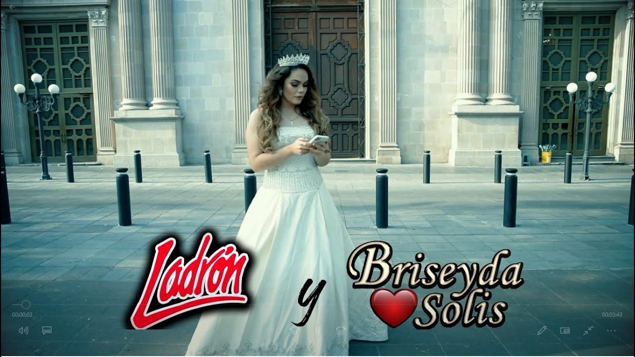 Download Ladrón y Briseyda Solís - Si Me Vas A Abandonar (Video Oficial)