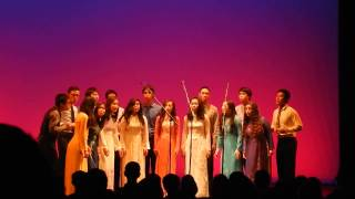 UCLA AweChords- VCN 2015: American National Anthem