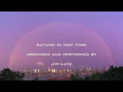 Autumn In New York - Trombone Acapella
