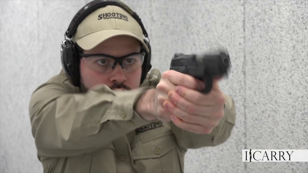 I Carry: Ruger American Compact Pro in a CrossBreed SuperTuck Holster