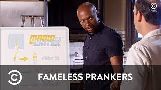 Would You Buy That? | Fameless Prankers