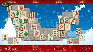 Mahjong Christmas Preview HD 720p