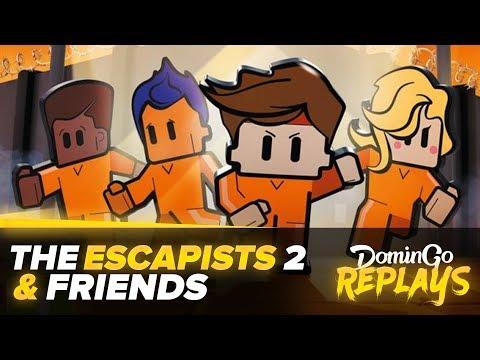 The Escapists 2 avec Jiraya, MrBboy45 & Alfouille