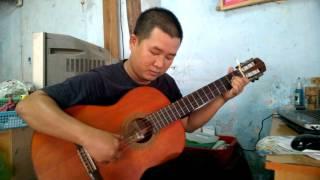 Mưa rừng - Guitar solo