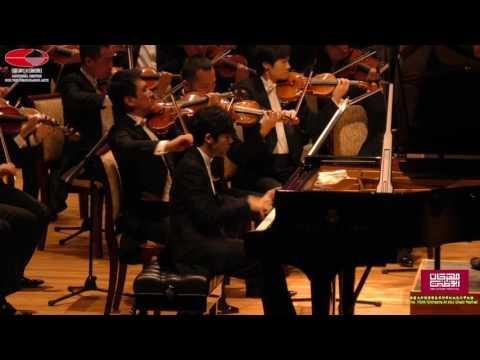 国家大剧院管弦乐团阿布扎比艺术节巡演 China  NCPA Orchestra At Abu Dhabi Festival