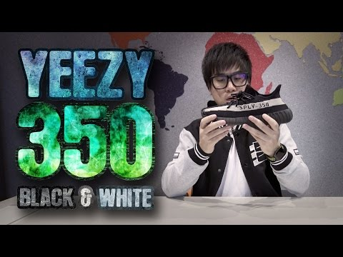 UNBOXING The Yeezy 350 Core Black/White - Did you Cop Them?
