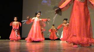 Dil hai chhota sa...Dance performance by little cute kids