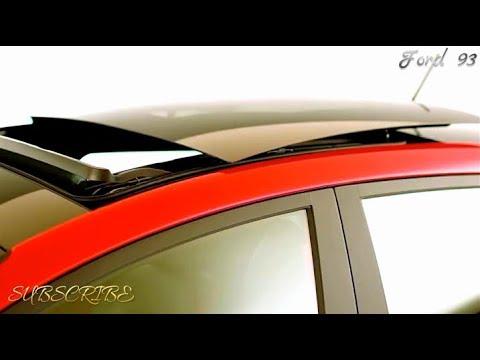 2017-2018 Ford EcoSport Facelift ST Next Diesel