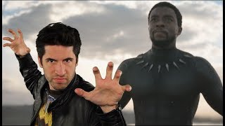 Black Panther - Teaser Trailer Review