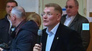 Тыгин: Решения по МСЗ в поселке Осиново еще нет