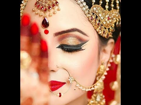 Bridal makeup kit essentials    Indian bridal makeup products.