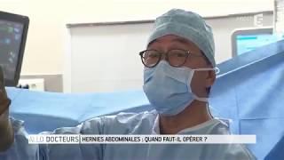 Hernies Abdominales : Quand faut-il opérer ? - Dr Philippe Ngo
