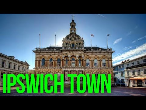 Places To Live In The UK -  Ipswich , Suffolk , England  IP1