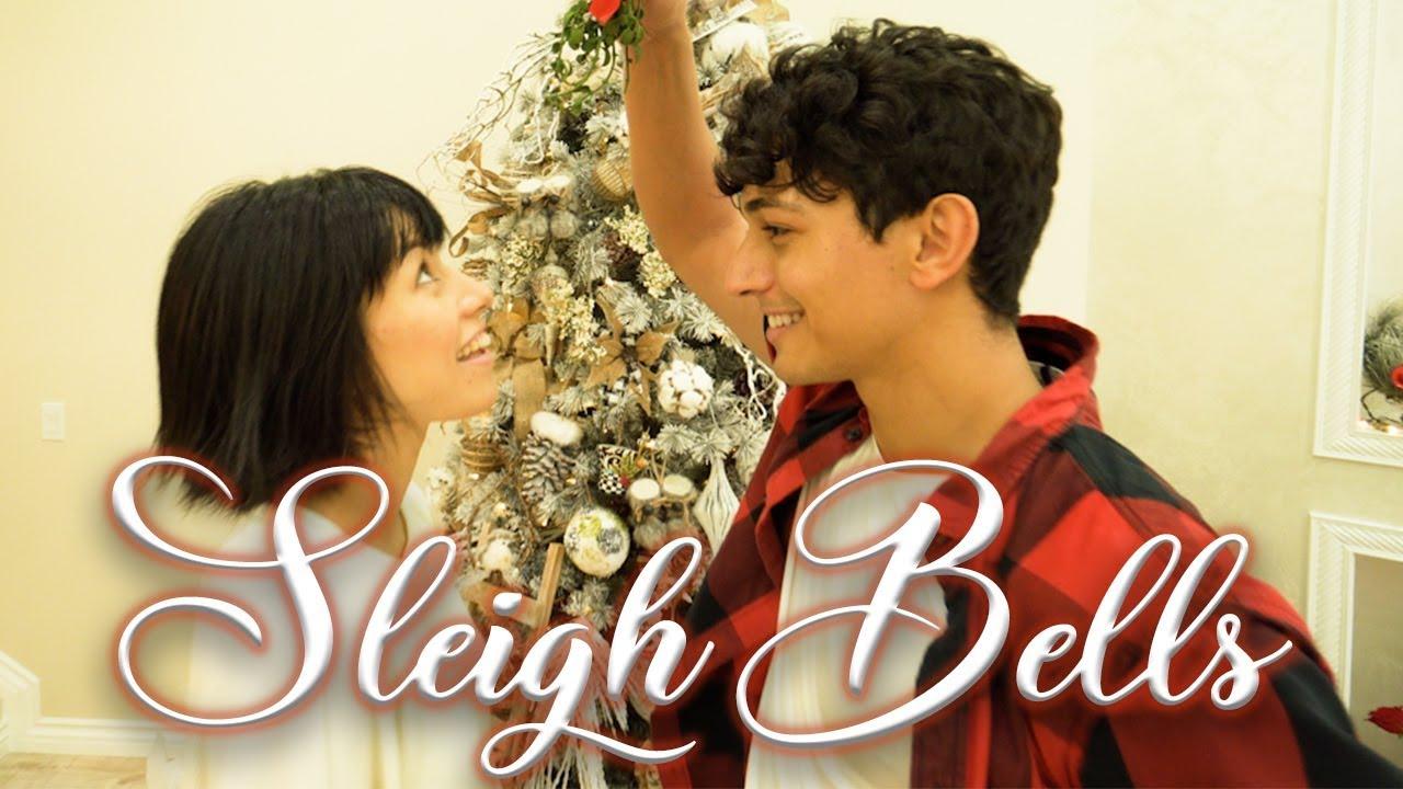 Ronettes Christmas.Ronettes Sleigh Bells Phatcap Trap Remix Christmas Dance Video Choreography Mihrantv