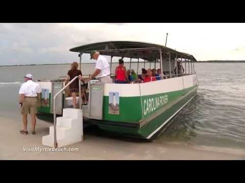 Rover Tours - Georgetown South Carolina