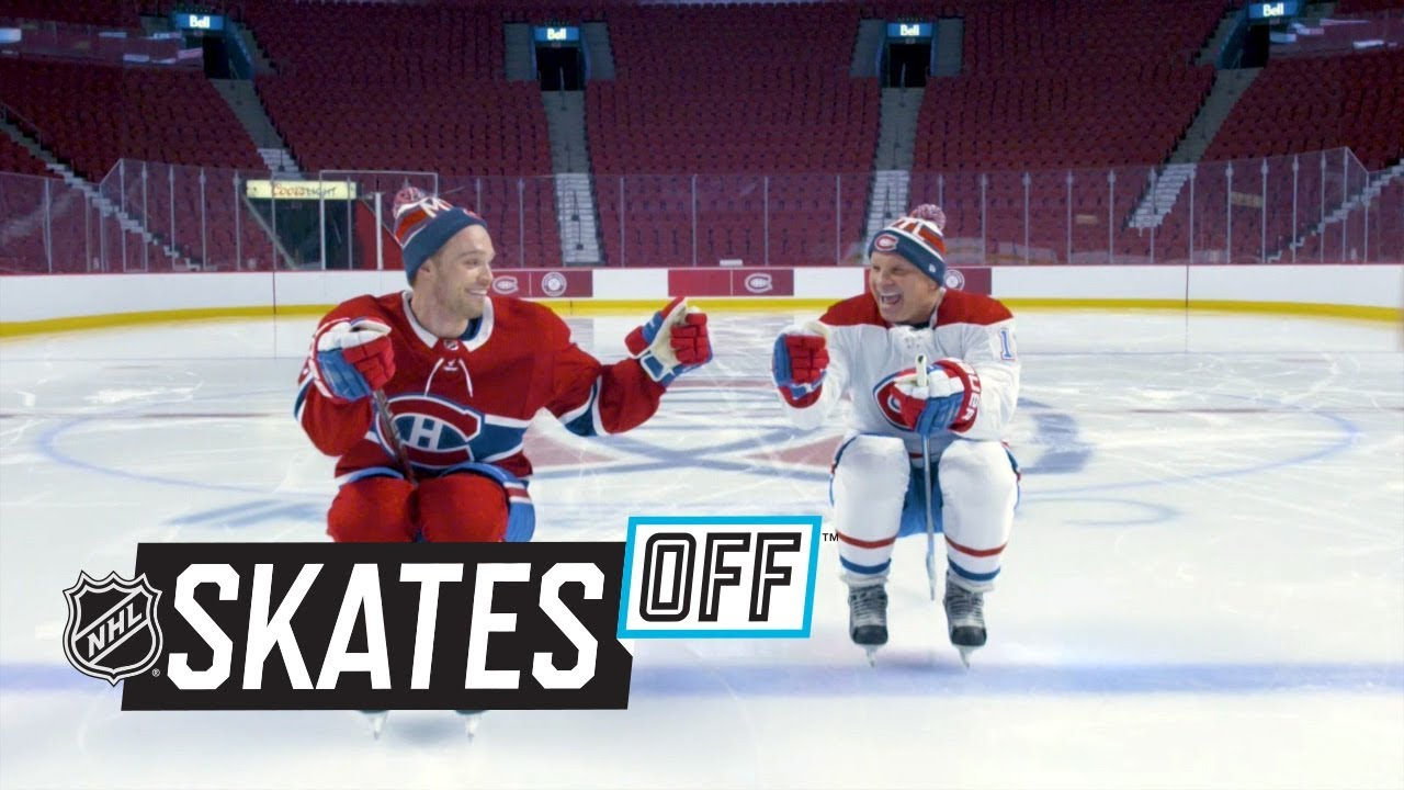 97b91ca860b Tie Domi skates at the Bell center with son Max Domi wearing a Habs jersey  - Hockey Troll