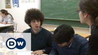 لاجئون يدرسون في جامعة برلين التقنية | الاخبار
