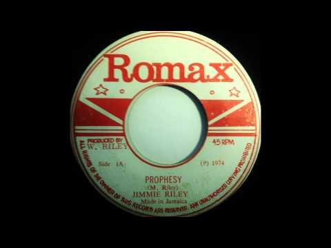 JIMMY RILEY - Prophesy [1974]