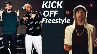 Eminem - Kick Off (Freestyle) REACTION/BREAKDOWN