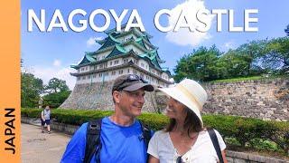 NAGOYA, JAPAN trip: Nagoya Castle and Meijo Park | Vlog 1