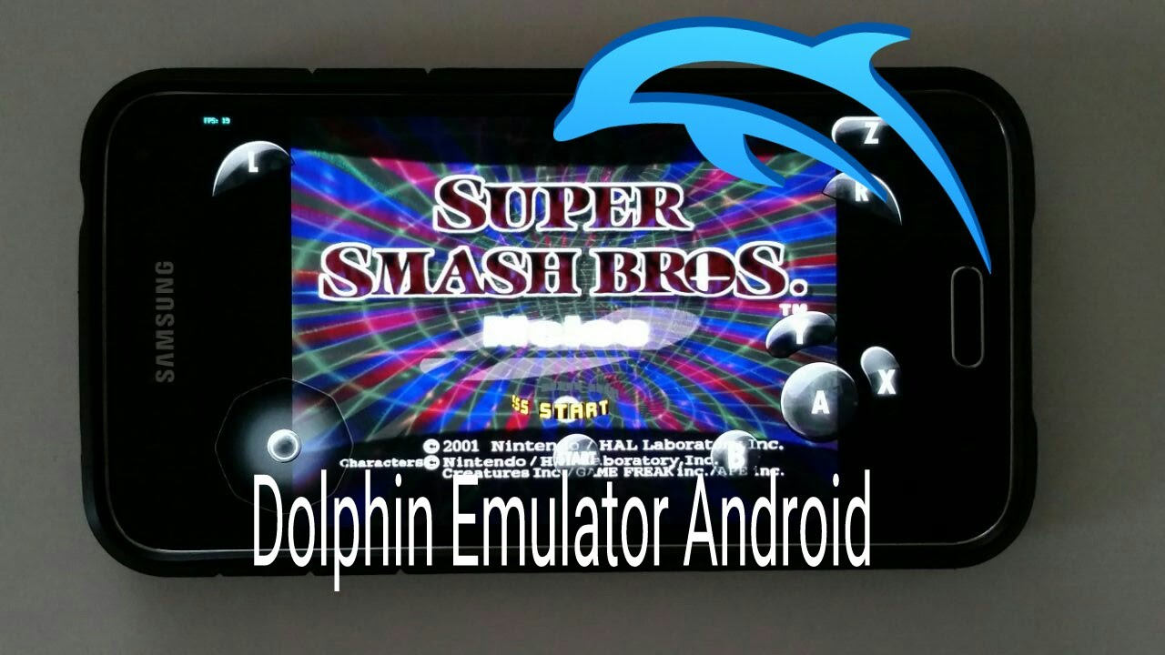 Super smash android rom