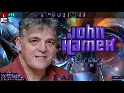 John Hamer On NASA's Project Blue Beam & Why The Elite Plans To Simulate An Alien Invasion.